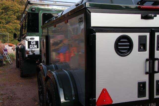 Land Rover Defender Trailer