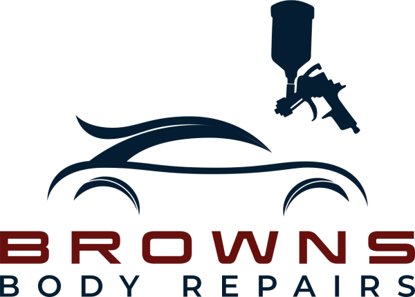 Browns Body Repairs Logo